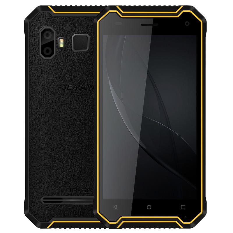 JEASUNG-P8-Waterproof-new-mobile-phone-IP68-4G-Shockproof-Phone-2G-RAM-16GB-ROM-Smartphone-5