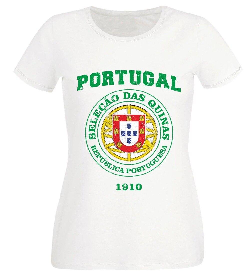 portugal t shirt damen