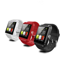 Smartwatch font b Phone b font Bluetooth U8 Smart watch Clock Sync Notifier Connectivity For Android