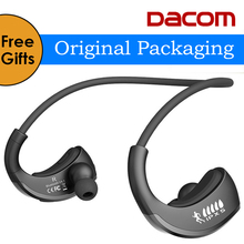 Original DACOM Armor G06 IPX5 Waterproof Sports Headphone Wireless Bluetooth V4.1 Earphone Ear-hook Running Headset with Mic