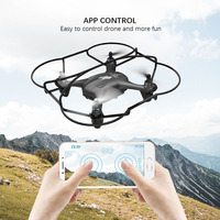 APEX AT 96 WIFI HD mini Camera Drone RC helicopter Camera Quadcopter with 3D flips Headless Altitude Hold Mode toy for Child