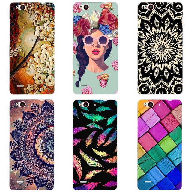 Soft Silicone Case For ZTE Nubia Z7max Z7 Max NX505J 5.5 inch Shell Back Cover Painting TPU Protector Phone Case For ZTE Z7 Max
