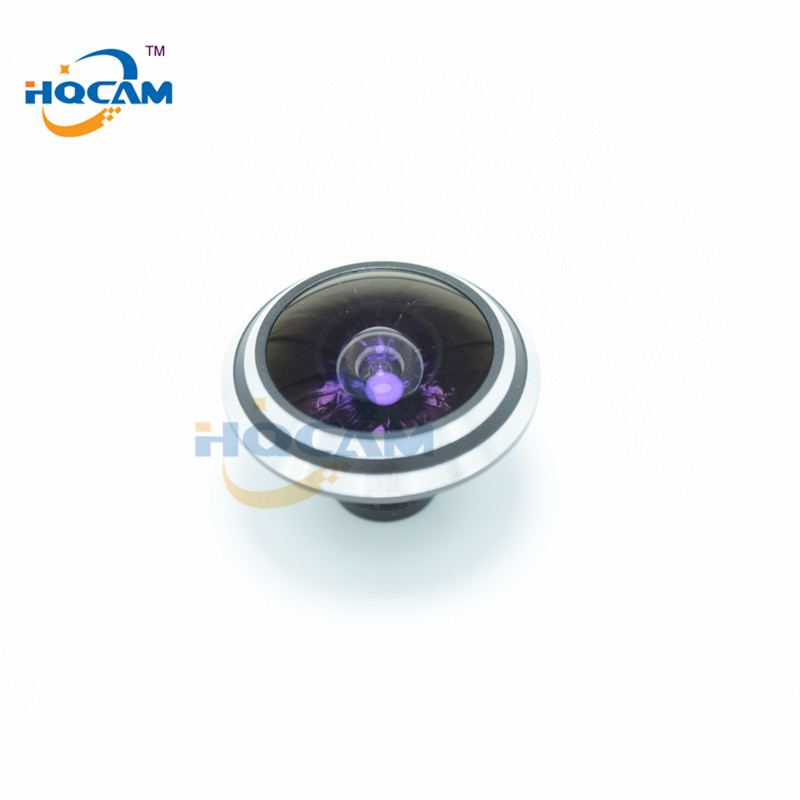 HQCAM 1.78 mm wide Angle lens High Quantity Security 1/3 1.78mm Megapixel S-mount 170degrees wide angle Mini Fisheye lens network recovery