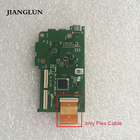JIANGLUN For ASUS T100HA Used USB Power Botton Switch Board Flex Cable