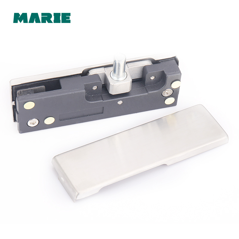 201 stainless steel frameless glass door lock door Clamp Patch Fitting Glass Door Connection thick reinforced glass door lock all sus304 stainless steel no need to open holes frameless glass door cp408