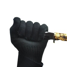 Genuine super 5 anti-cut gloves knife knife steel wire gloves to go home to protect the necessary self-defense supplies