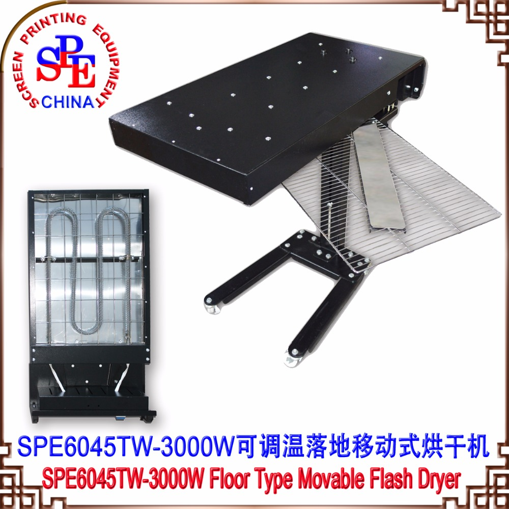 Cleaver 300 Blackout: 006281 Cheap SPE6045 A Single Heating Tube Flash Dryer