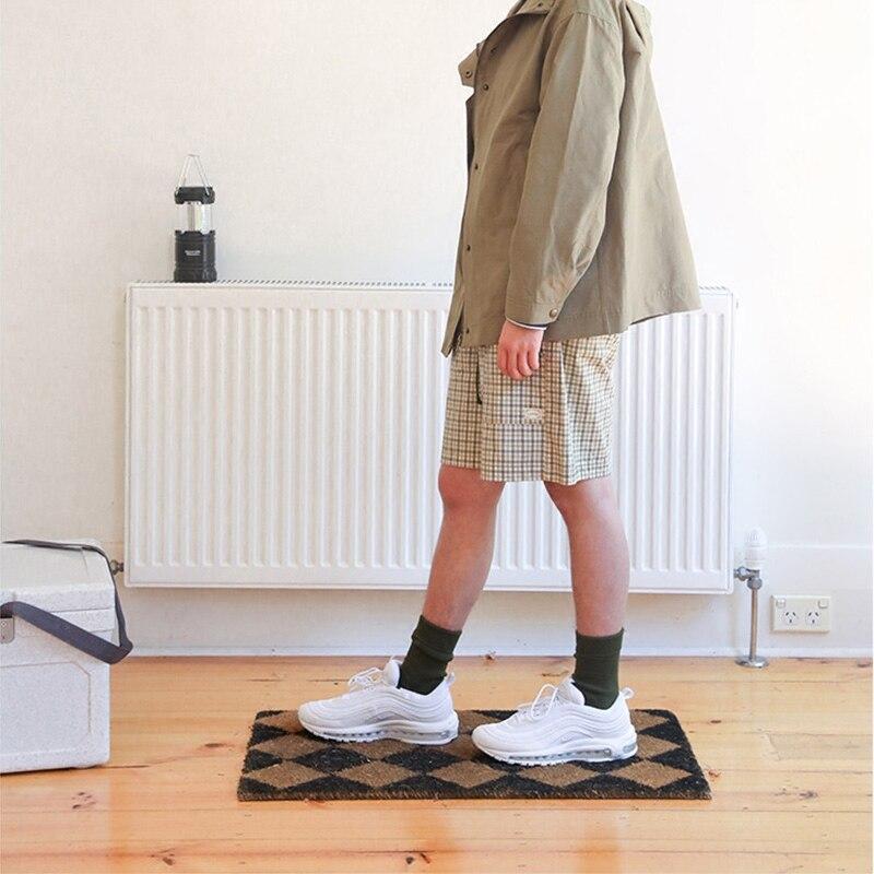 Веселое Harajuku Для женщин носки белые пижамный комплект зеленого цвета с милым носки для женщин модное высококачественное хлопковые носки для девочки-подростка; сезон осень Повседневное