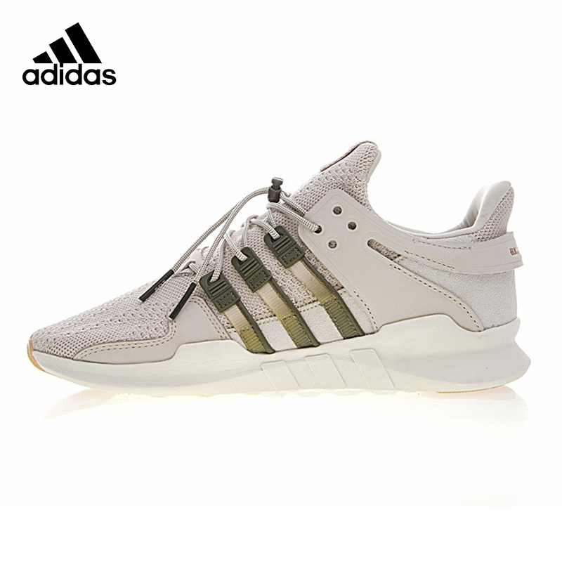 Adidas EQT Support Adv Hal Men's Running Shoes, Light Grey, Lightweight Breathable Abrasion Resistant Non-slip CM7873 цены онлайн