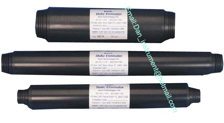 Original Ionix static eliminator for printing press ,diecutters ,laminators and other sheet feeding machines
