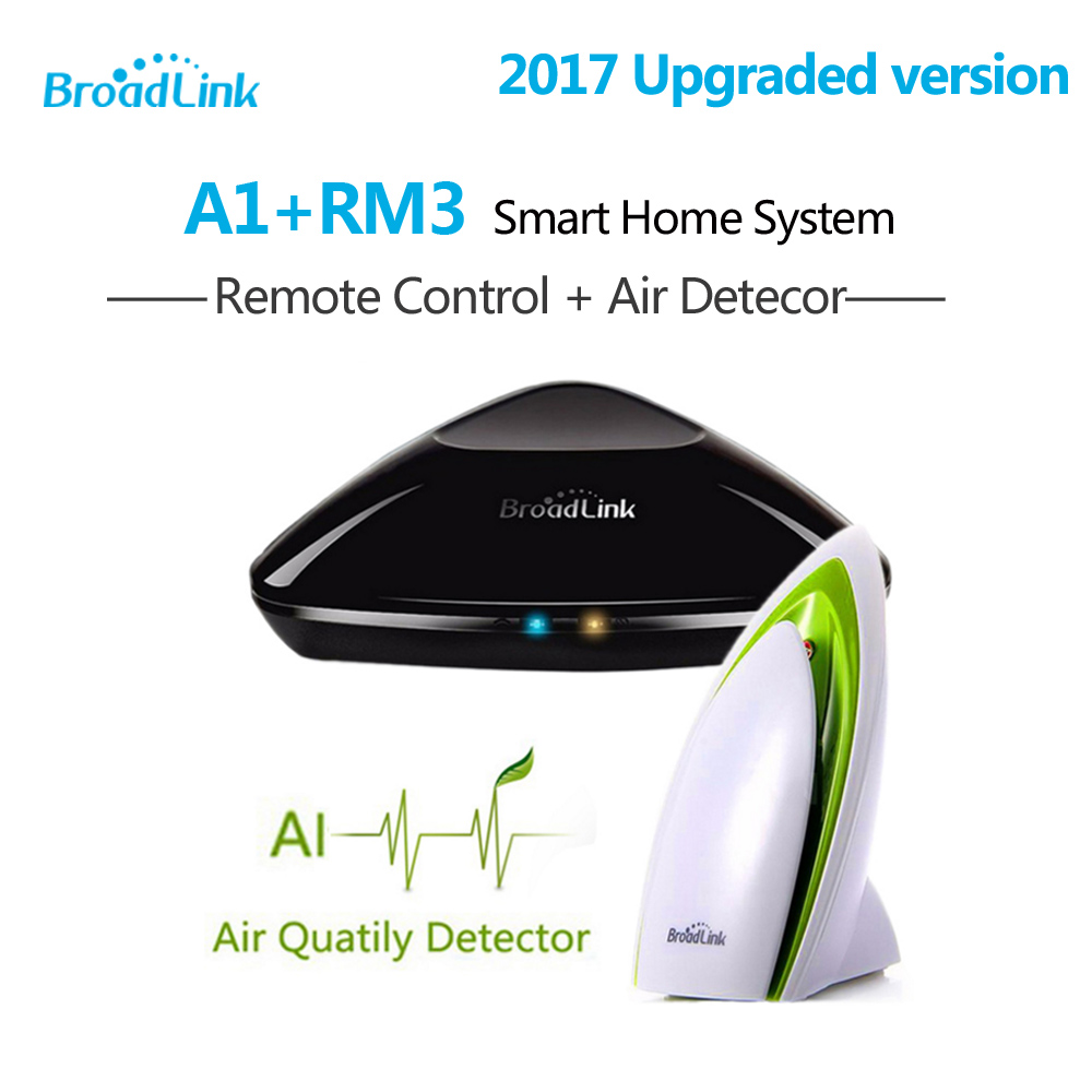 Broadlink RM Pro Mini3 Universal WIFI IR Remote Controller APP Control Timing Function for Smart Devices Electric Appliance Home