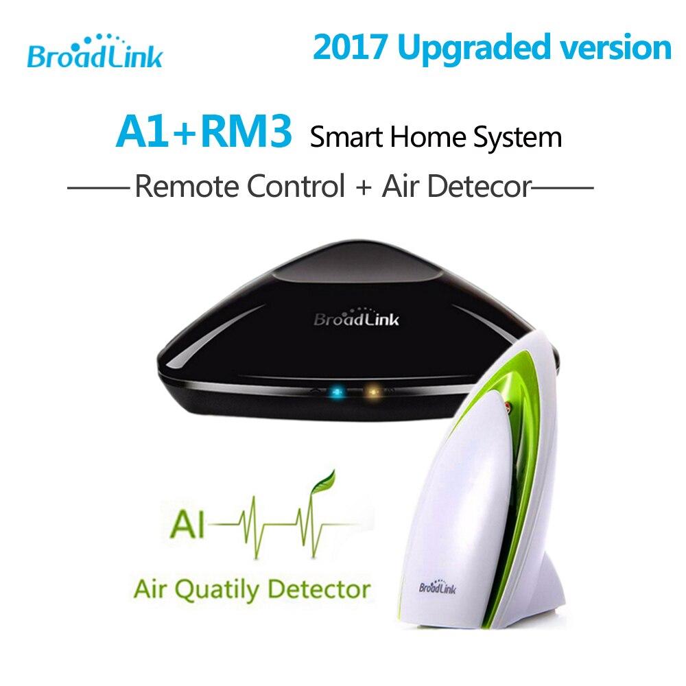 imágenes para RM Pro Mini3 Universal Broadlink WIFI IR Remoto Controlador de Función de Tiempo de Control de APP para Dispositivos Inteligentes Aparato Eléctrico En Casa