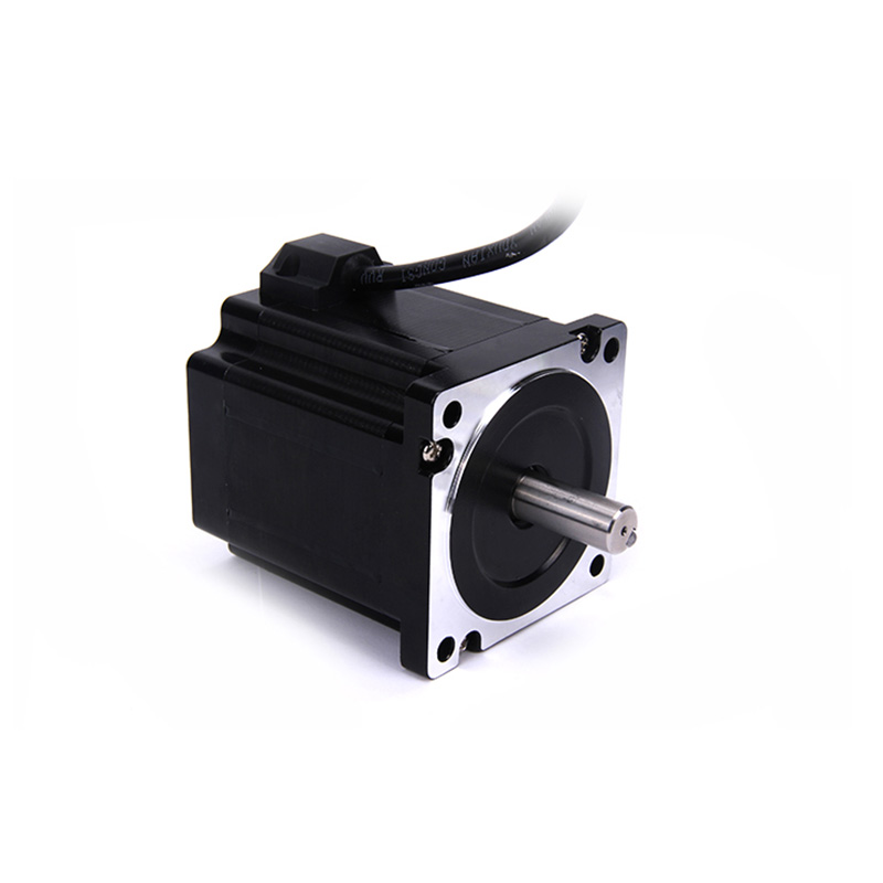 High torque 86 Stepper Motor 2 PHASE 4 lead Nema34 motor 86BYGH2401 96MM 6.0A 6.08N.M LOW NOISE motor for CNC XYZ-in Stepper Motor from Home Improvement    1