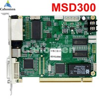 Novastar Nova MSD300 Full Color Synchronous Led Sending Card Rgb Video Led TV Wall Display Control