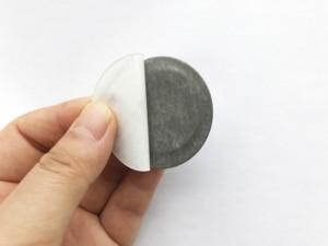 Image 3 - RFID 125KHz EM4305 T5577 Sticker Keytag Anti Metal Interference Label Writable Key Token Tag Access Card Duplicate Clone 45.32mm