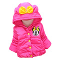 2016 New girls jackets spring autumn baby girl coat children jackets kids coat for girls clothing Christmas Princess Jacket