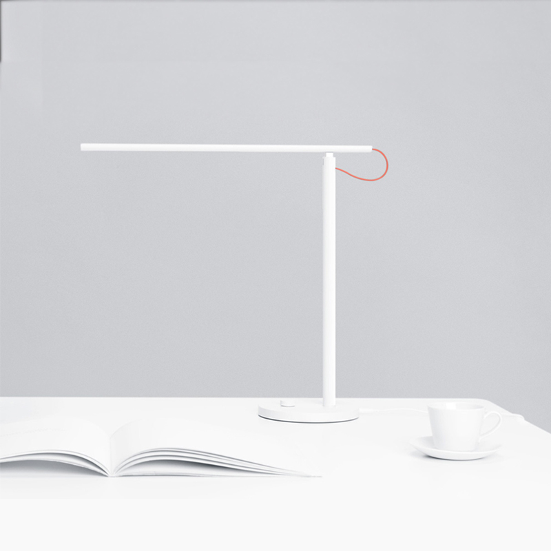 Xiaomi Mijia Smart LED Desk Lamp Table Lamps Desk light Smart Phone App Remote Control 4 Lighting Modes 300LM 2700K-6500K xiaomi mijia mjtd01yl lamp smart led desk