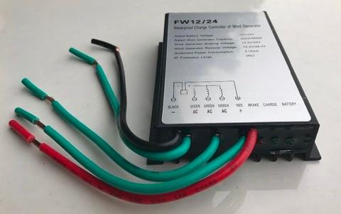 200 w 12 v24 v48 v 3 fase gerador de ima permanente