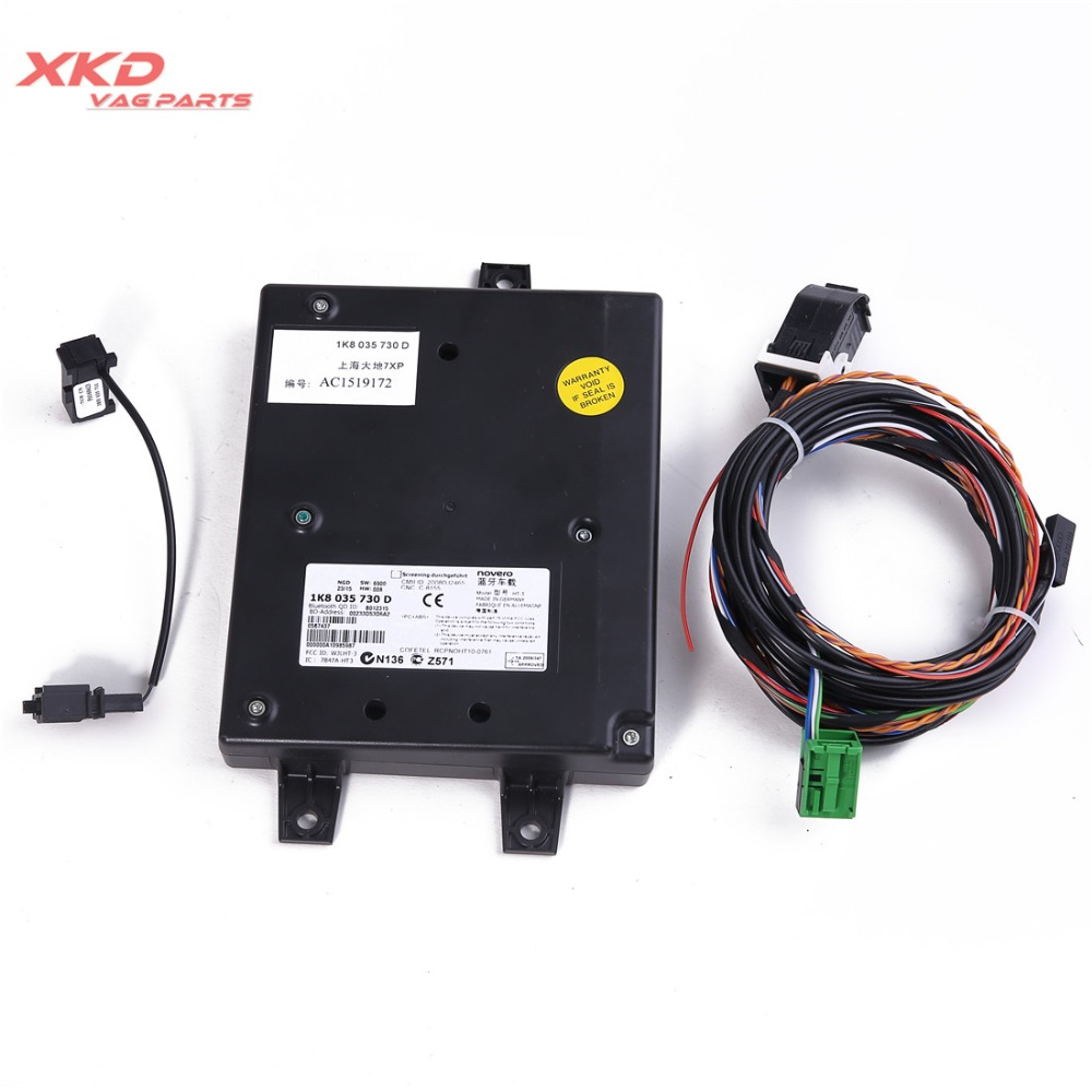 9w2 bluetooth interface module kit for vw jetta golf. Black Bedroom Furniture Sets. Home Design Ideas