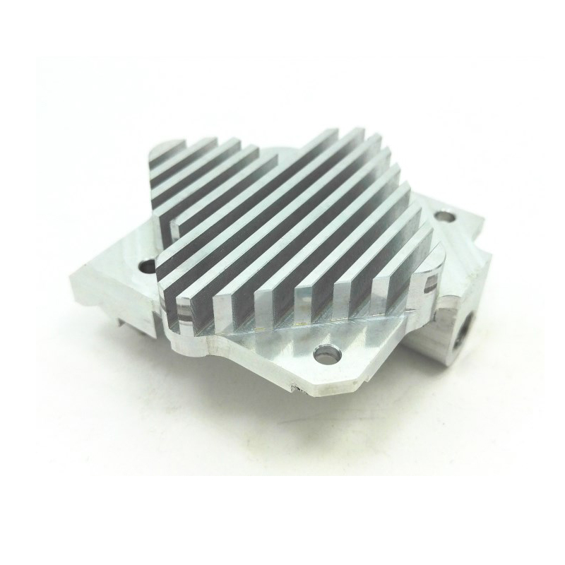 3D printer direct extruder sink Radiator compatible with E3D Titan Aero extrusion heat sink free shipping image