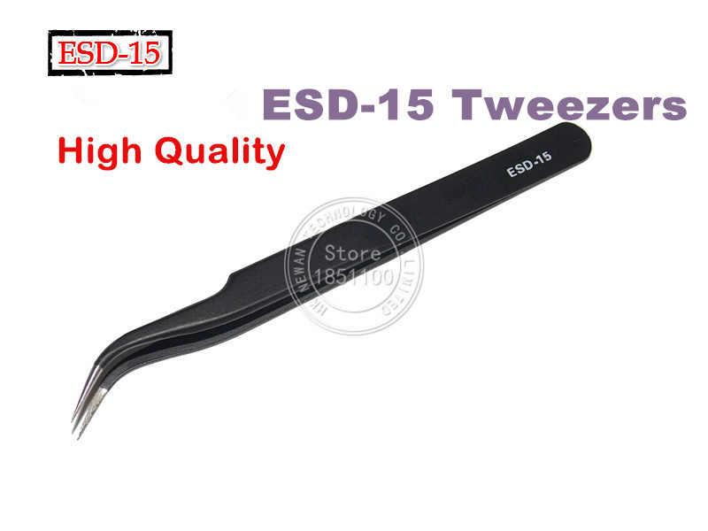 1 cái ESD 15 ESD-BGA Safe Anti-Static Các Công Cụ Nhíp Cao Khen Sửa Chữa Các Công Cụ Bảo Trì