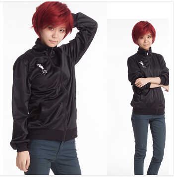 Haikyuu Karasuno Bóng Chuyền Hinata Shyouyou cosplay Thể Thao jerseys cao trường trang phục đồng phục
