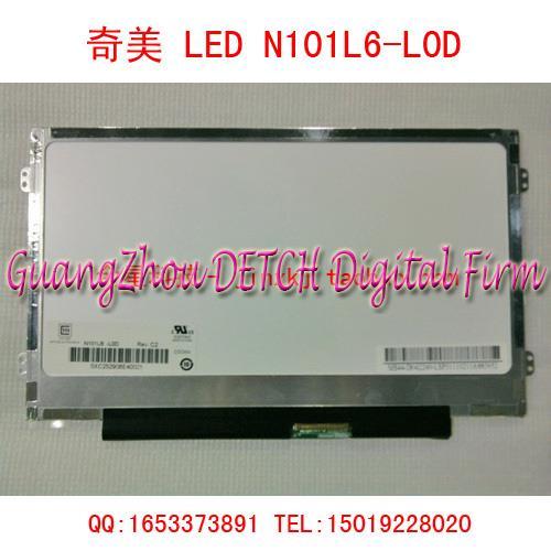 все цены на  Industrial display LCD screenN101L6-L0D  Mei 10.1 inch ultra-thin LED screen A + no highlights warranty for three months  онлайн