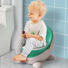 Мягкий детский горшок для унитаза, тренировочное сиденье, портативный пластиковый горшок для младенцев, детский туалет для помещений, Детский горшок, щетка для горшка