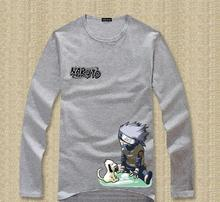 Naruto Kakashi Sasuke Ninja long-sleeve T-shirt