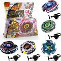 Fusion Top 4D Rapidity Fight Metal Master Beyblade 4D Launcher Grip Set Collection BB105 BB106 BB108 BB114 BB117 BB118