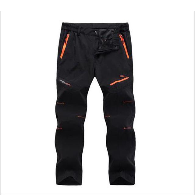 5XL 2016 Nuevo Mens Joggers Pantalones Pantalones Largos de Los Hombres Transpirable de Secado rápido Durable Masculina Marca De Ropa Casual, SA023