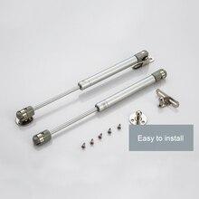 Мебельная петля для кухонного шкафа, дверной подъемник, пневматическая поддержка, Гидравлический Газовый пружинный фиксатор XHC88