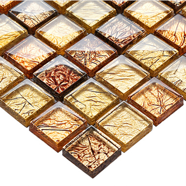 Popular laminate wall tiles buy cheap laminate wall tiles for Mosaic tiles for craft