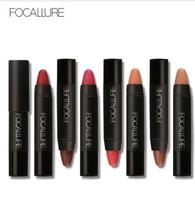 144pcs Lot FOCALURE 19 Colors Brand Makeup Waterproof Lip Liner Matte Lipstick Pencil Maquiagem Cosmetics