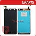 Original Para THL 5000 Completa LCD Screen Display Toque Digitador Assembléia Com Frame Para THL 5000 Peças Sobresselentes Do Telefone Móvel