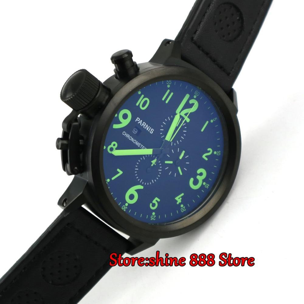 ed9bc83d97 Alibaba グループ | AliExpress.comの 機械式時計 からの Parnisブラック ...