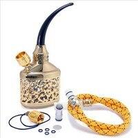 033034 Rook accessoires gigts Mond yanju dubbele waterleiding voor waterleidingen