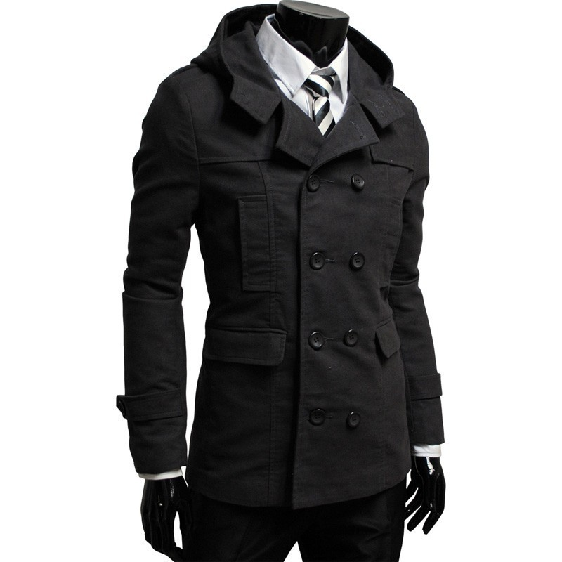 Popular Hooded Suit Jacket-Buy Cheap Hooded Suit Jacket lots from
