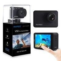 AKASO спортивные Камера V50 Pro доступа Фонд Special Edition экшн Камера Сенсорный экран 4K60 Водонепроницаемый Камера пульт дистанционного управления
