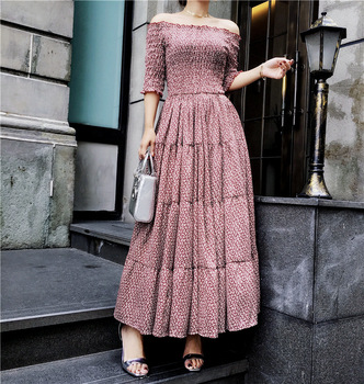 Temperament Swing Dress 5