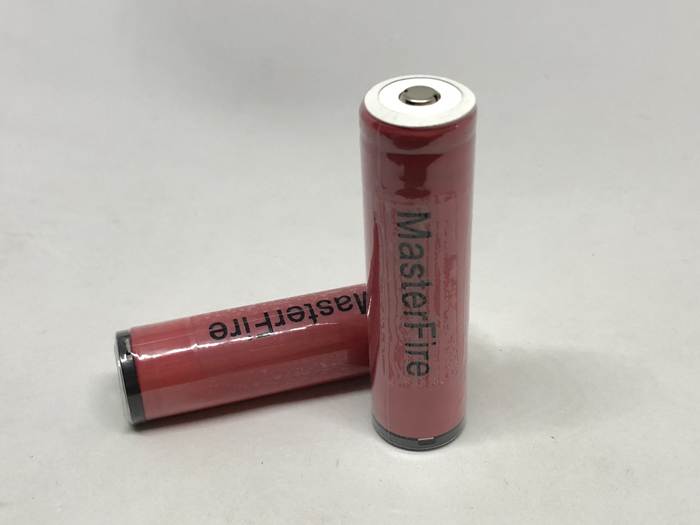 MasterFire 2pcs/lot Brand New Original SANYO Protected 18650 3.7V 2600mAh Lithium Rechargeable Battery Batteries with PCB
