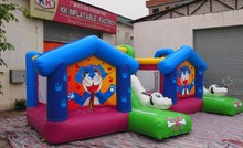 Hot Sale Inflatable Dog Bouncer /With Slide/Inflatable Toys