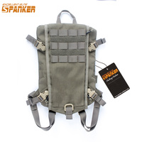 EXCELLENT ELITE SPANKER Tactical Hydration Bag Military Hunting Camping Storage Backpack Package Molle Vest Equipment Accessory