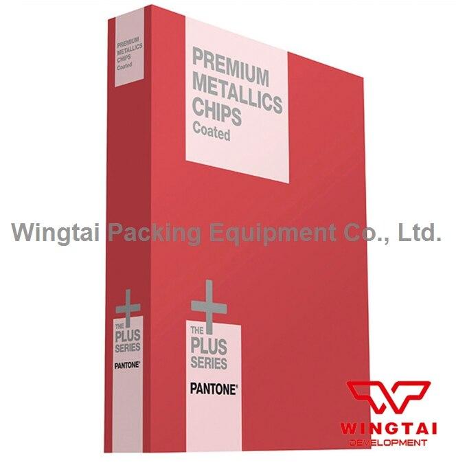 Genuine Price Pantone Colour Chart GB1505 Pantone Premium Metallics Chips Coated 2 book pantone colour chart gp1606n solid chips coated