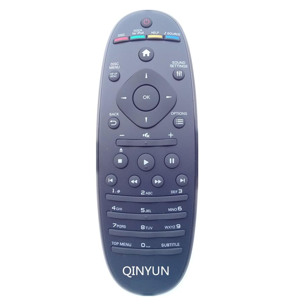 Remote Control YKF291-008 For PHILIPS Blu-ray Soundbar Home Theater HTB5141K/51 HTB5151K/51 проигрыватель blu ray lg bp450 черный