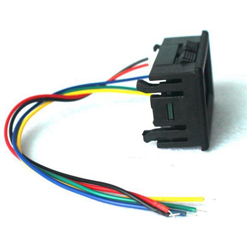 Cool Yb27Va Dc 0 100V 50A Digital Ammeter Voltmeter 2 In 1 Digital Wiring Digital Resources Cettecompassionincorg