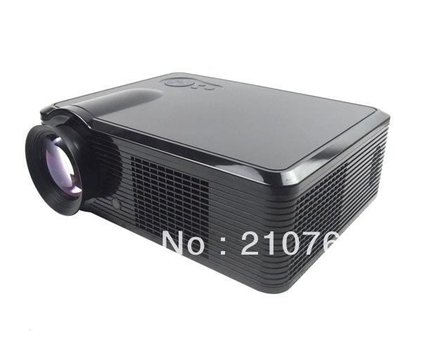 Full HD LED LCD Cinema Projector 1080P 2x HDMI DVB-T TV Home Video Movie Theater Free Shipping