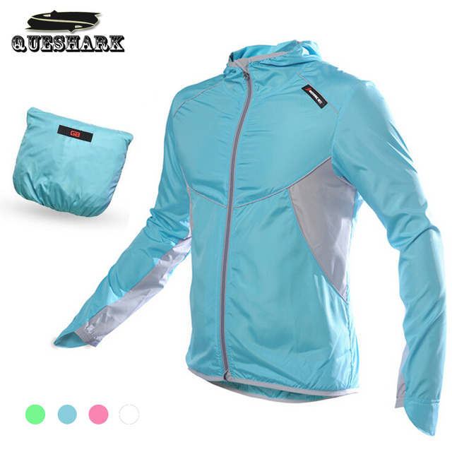 0e75fdf96 Men Women Running Sun-Protective Skin Cycling Jacket Outdoor Windbreaker  Anti-UV Quick Dry Camping Hiking Fishing Skin Coat