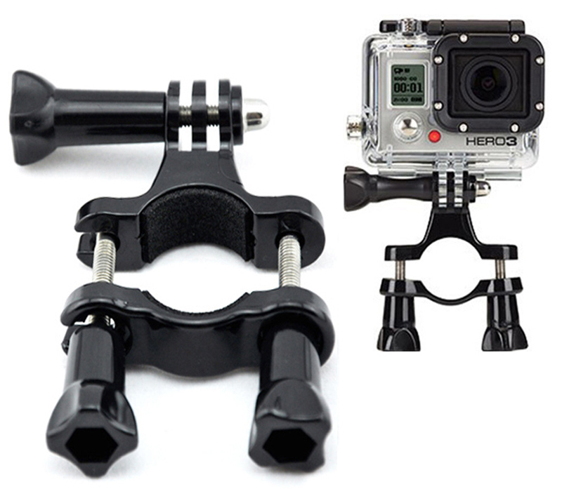 GoPro bike holder mount Cycling Camera Mounting Bracket ...