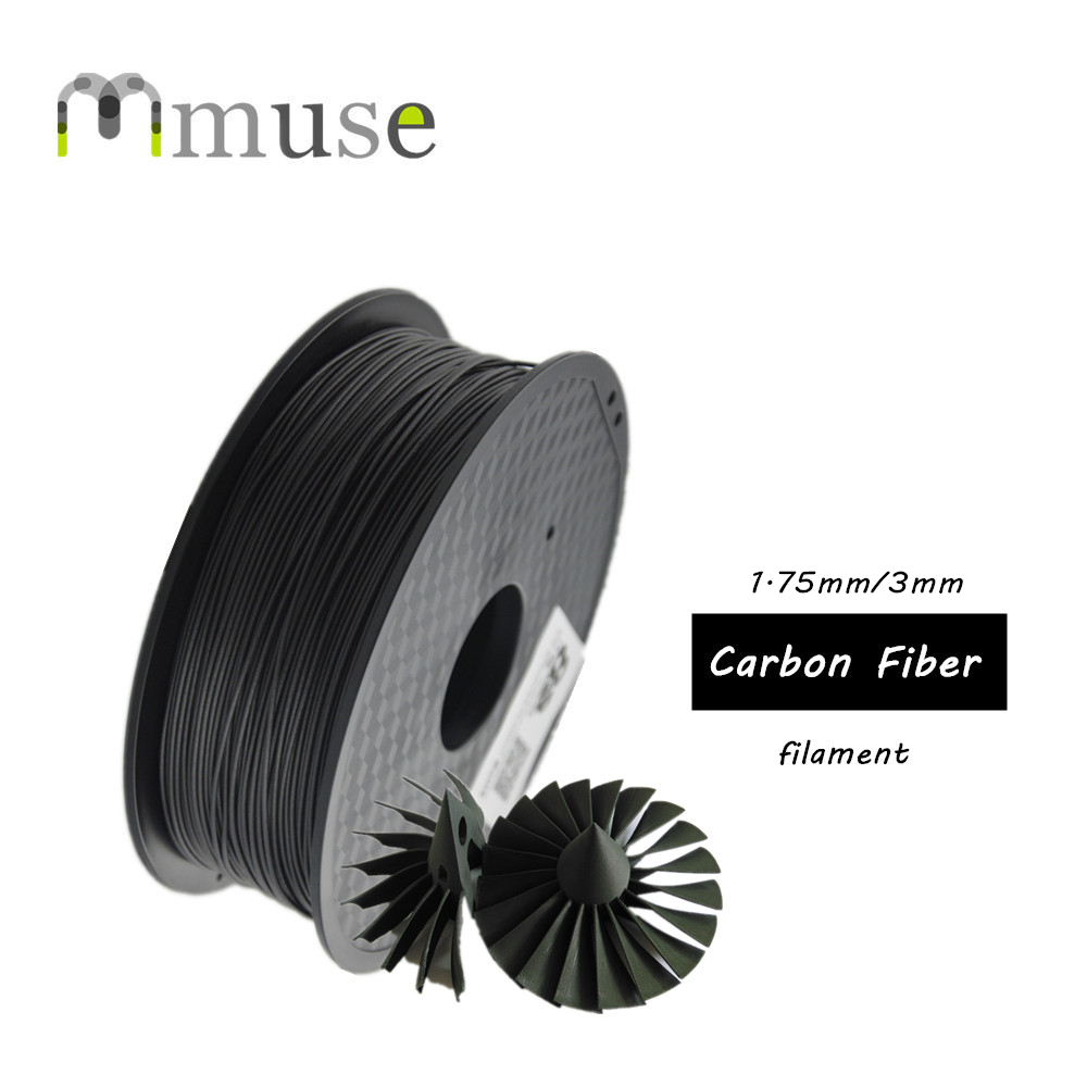 1kg/roll 1.75mm 3D Printer 3D Pen Filament Strong Carbon Fiber Filament Based On ABS hasbro hasbro кукла холодное сердце эльза поющая